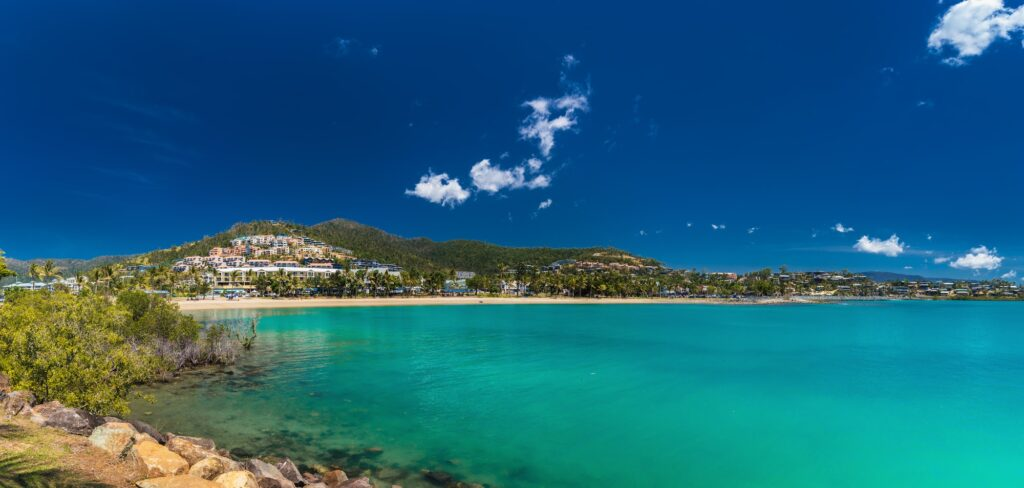 Airlie Beach, Whitsundays, Queensland Australien